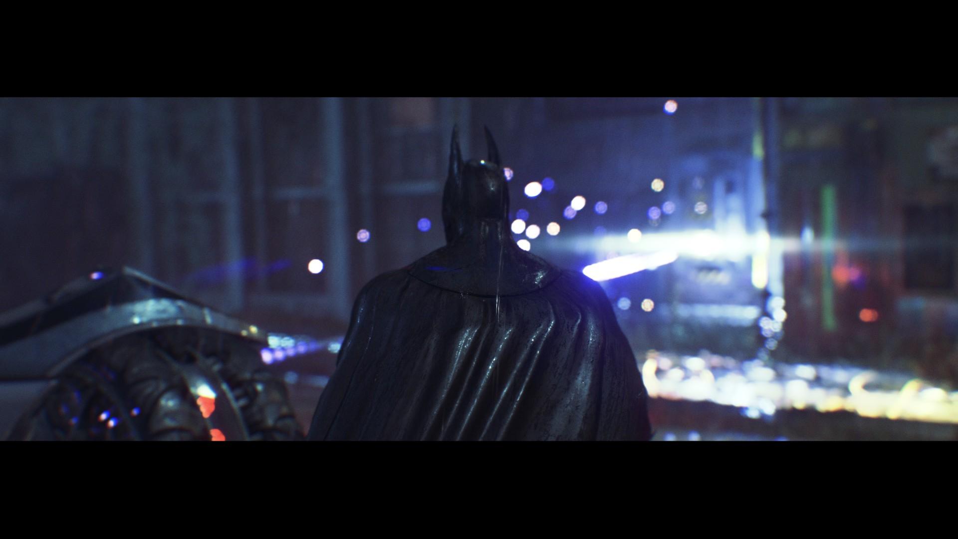 Кинематографично - Batman: Arkham Knight Бетмен