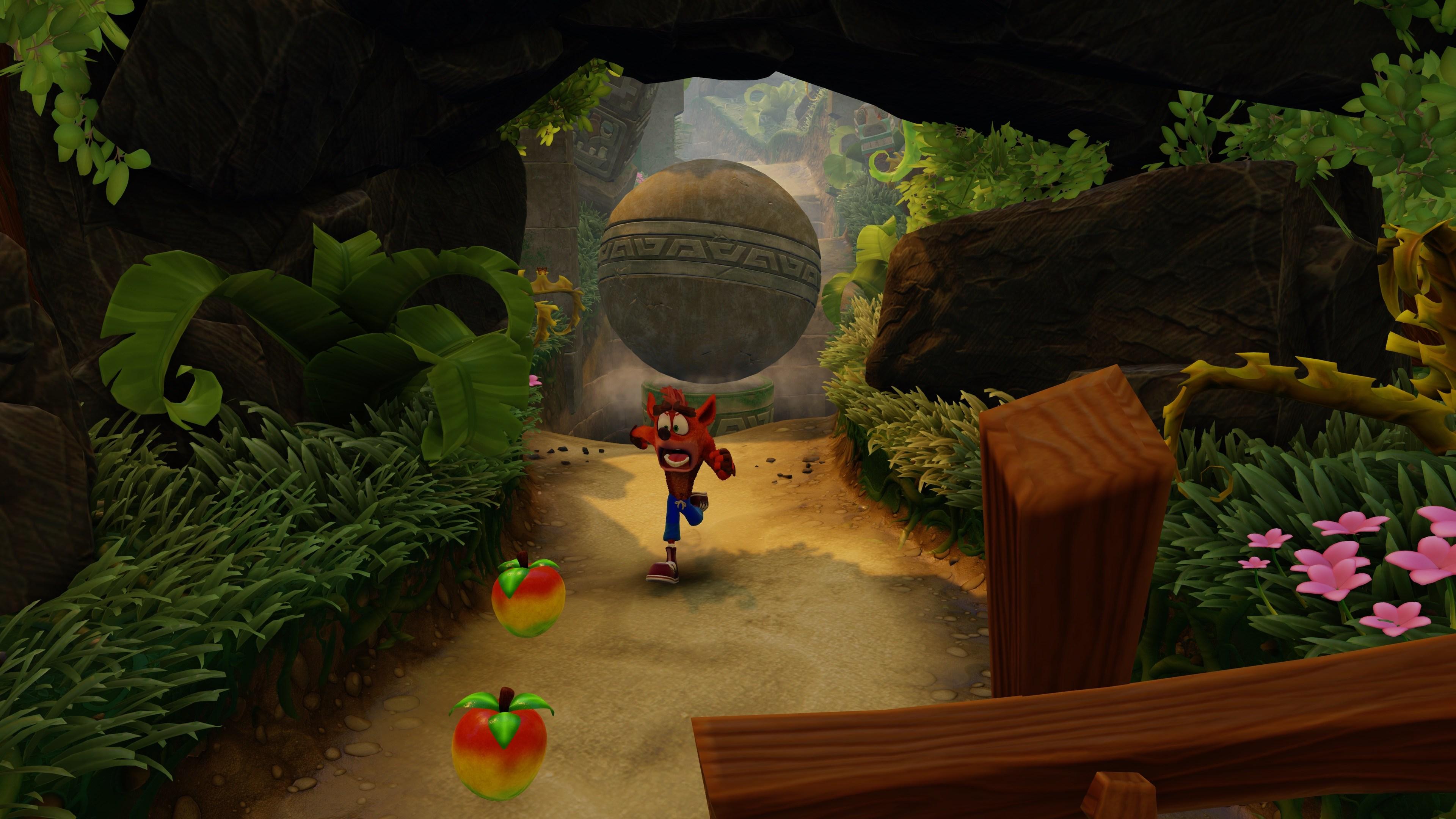 Crash Bandicoot - Crash Bandicoot N. Sane Trilogy 4K