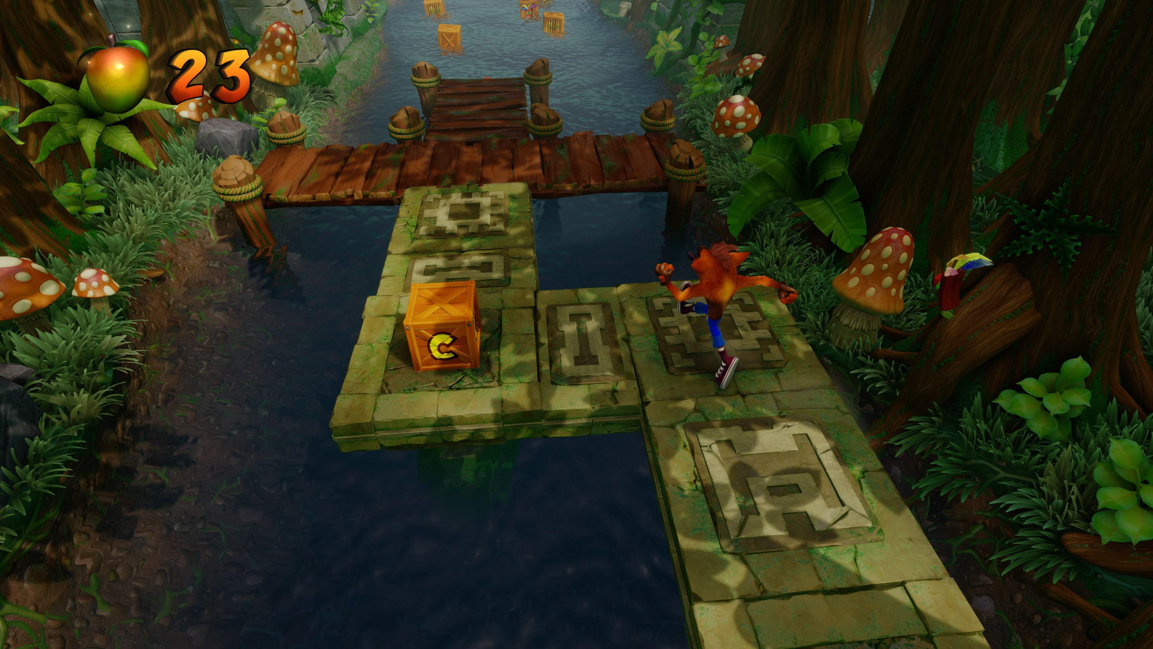 Crash Bandicoot 2: Cortex Strikes Back - Crash Bandicoot N. Sane Trilogy 4K