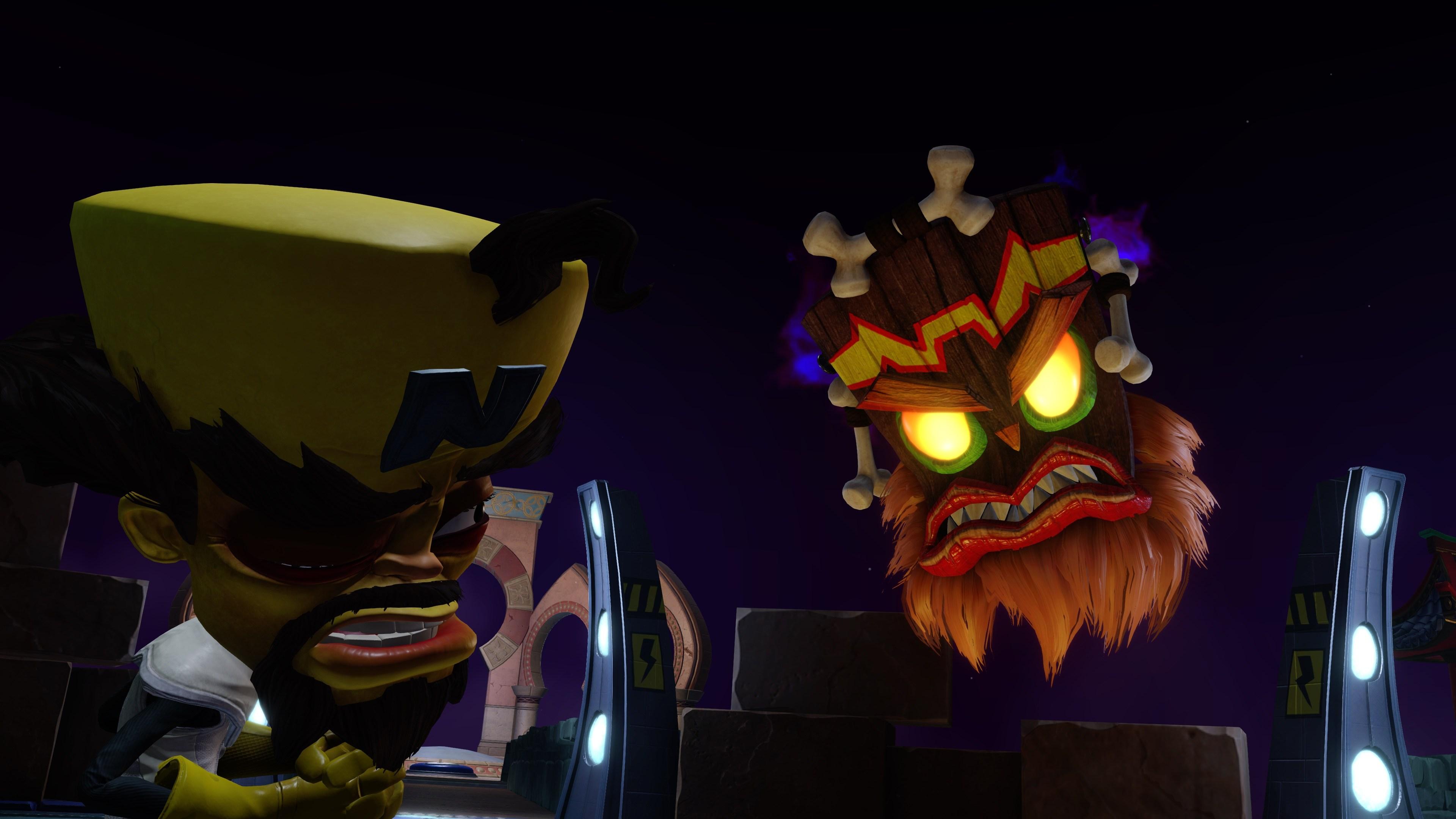 Crash Bandicoot 3: Warped - Crash Bandicoot N. Sane Trilogy 4K