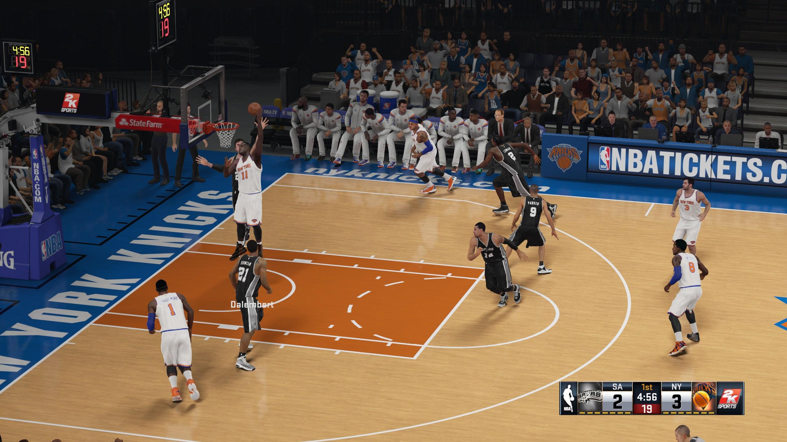 NBA 2K15 - NBA 2K15 2K