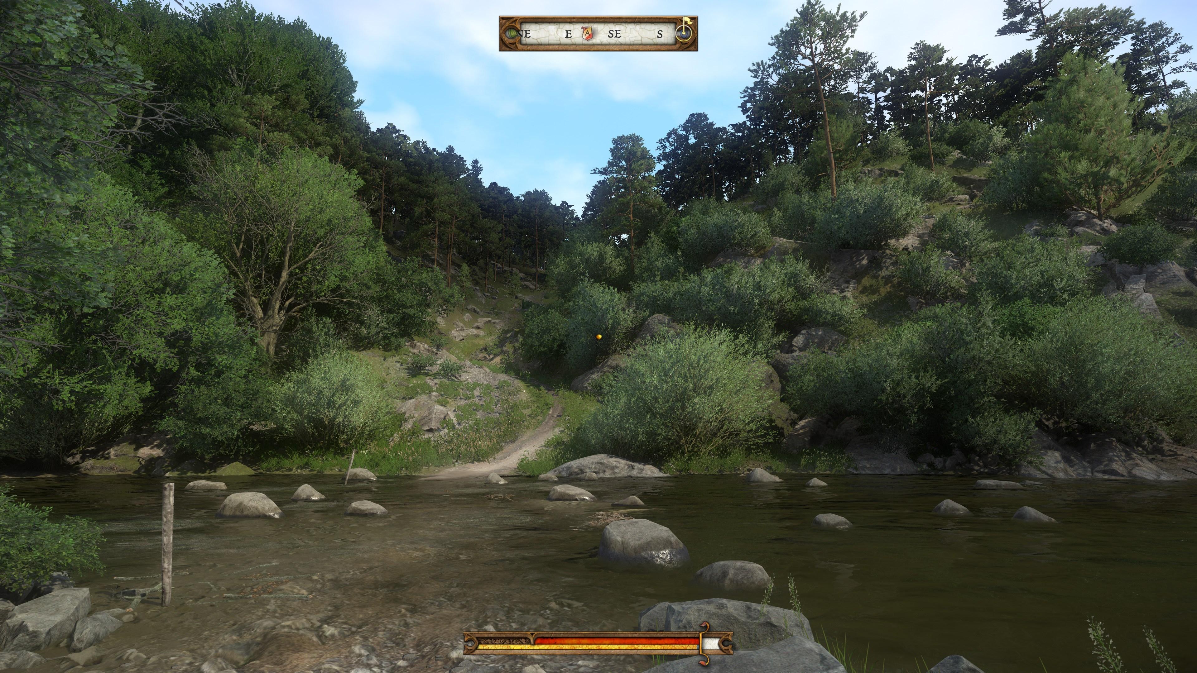 Максимальные настройки графики - Kingdom Come: Deliverance 4K