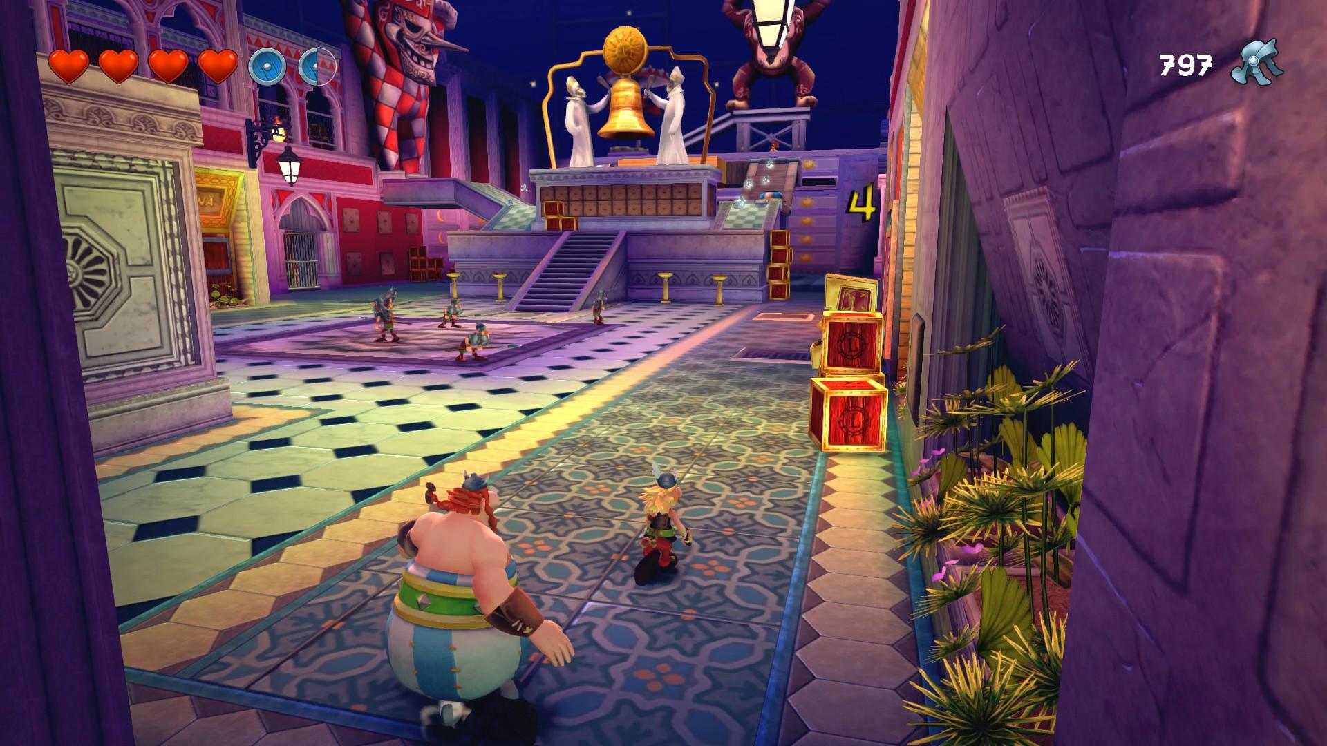 Ремастер - Asterix & Obelix  XXL 2