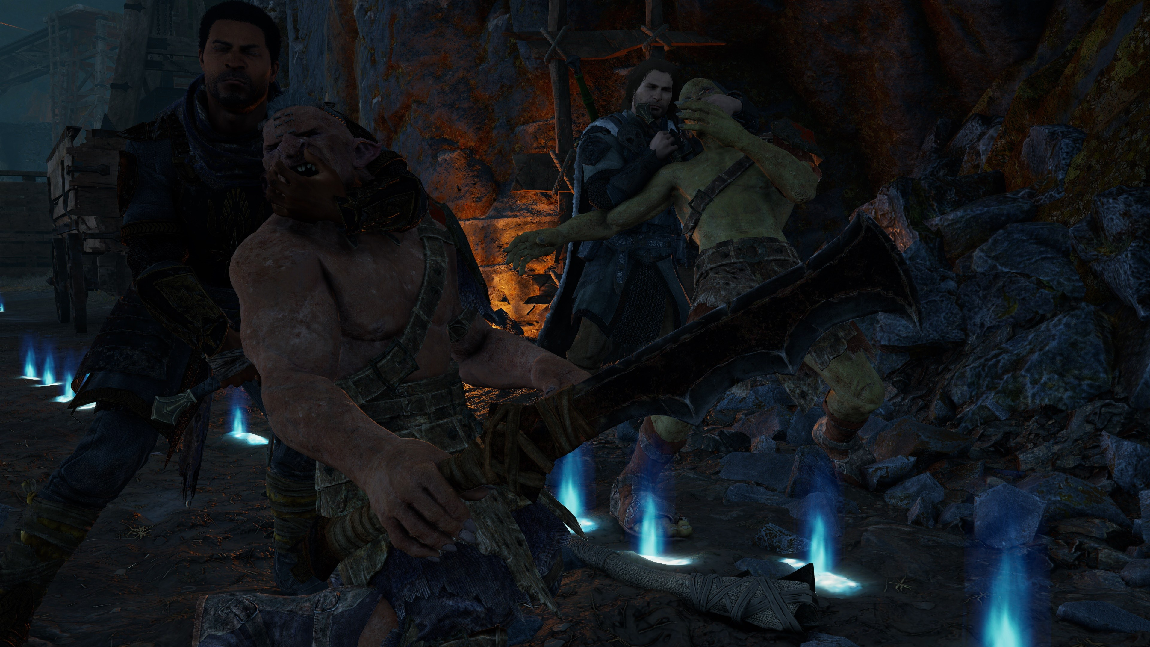 Максимальные настройки графики - Middle-earth: Shadow of War