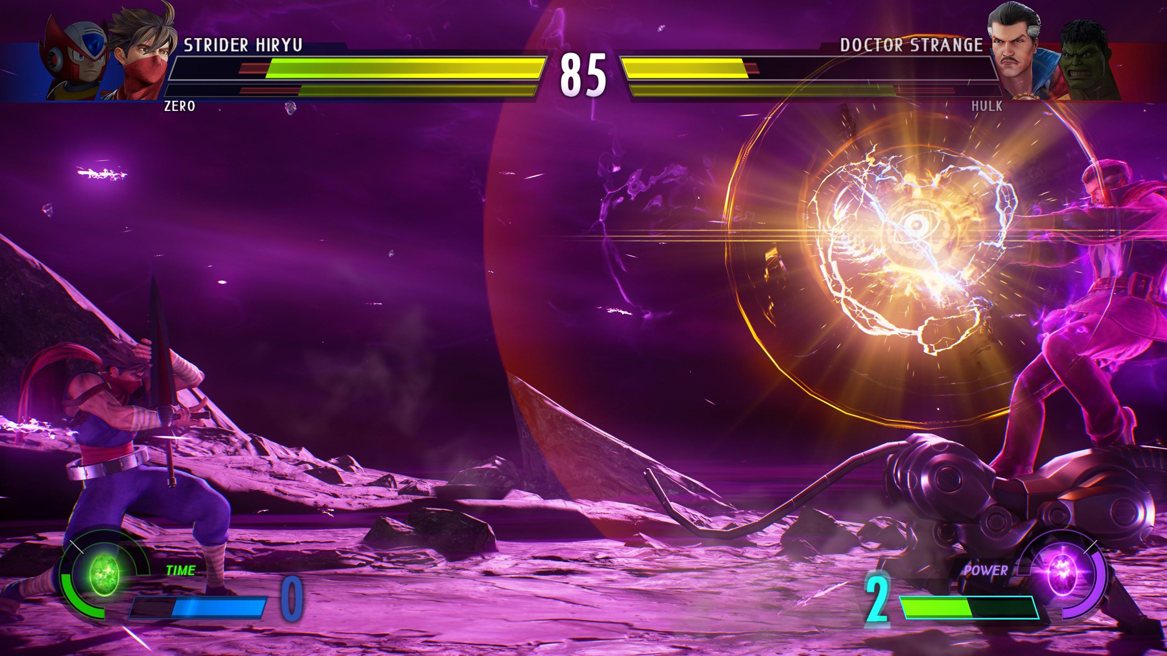 Marvel vs. Capcom: Infinite - Marvel vs. Capcom: Infinite