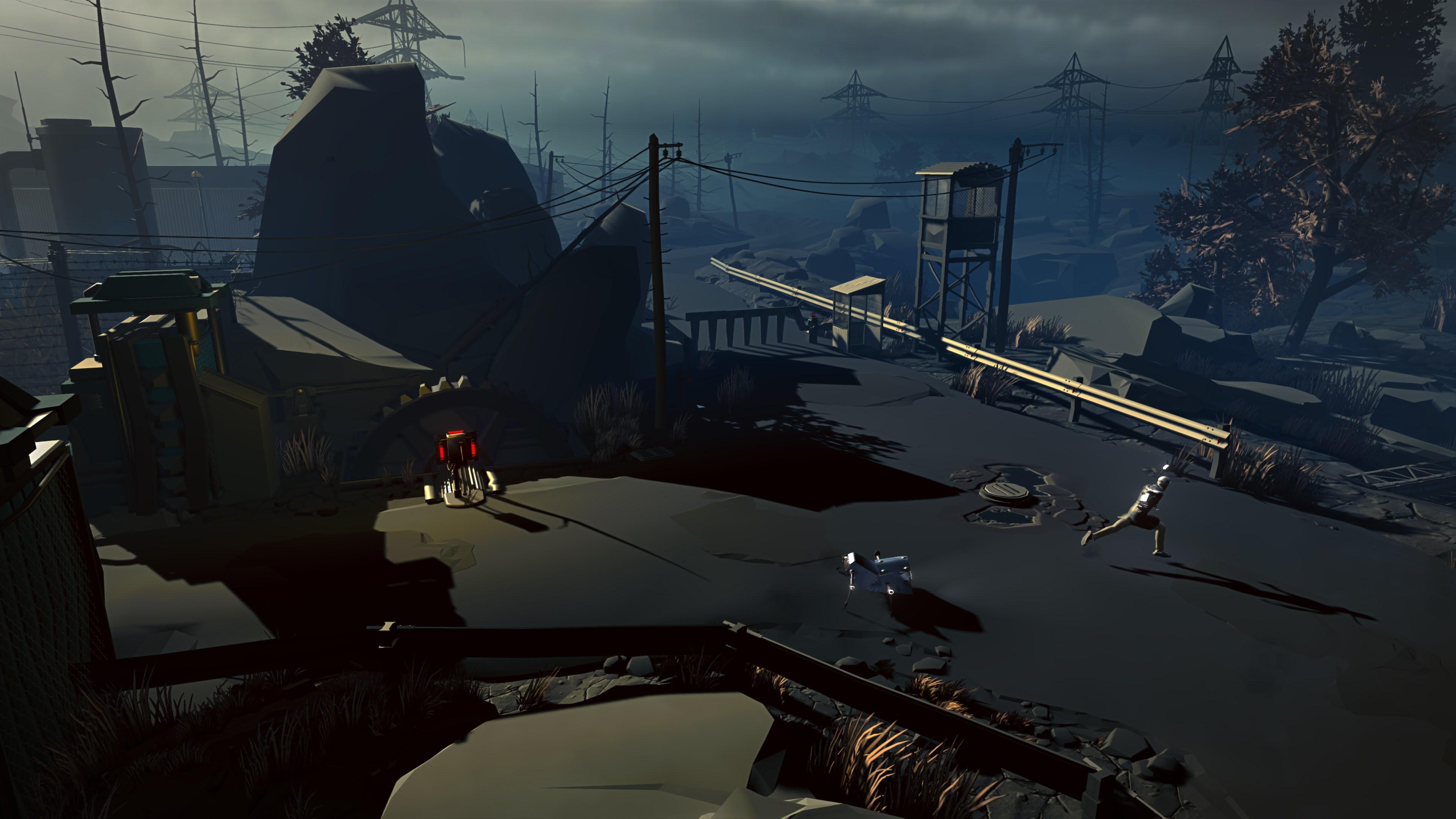 Максимальные настройки графики - Black the Fall 4K