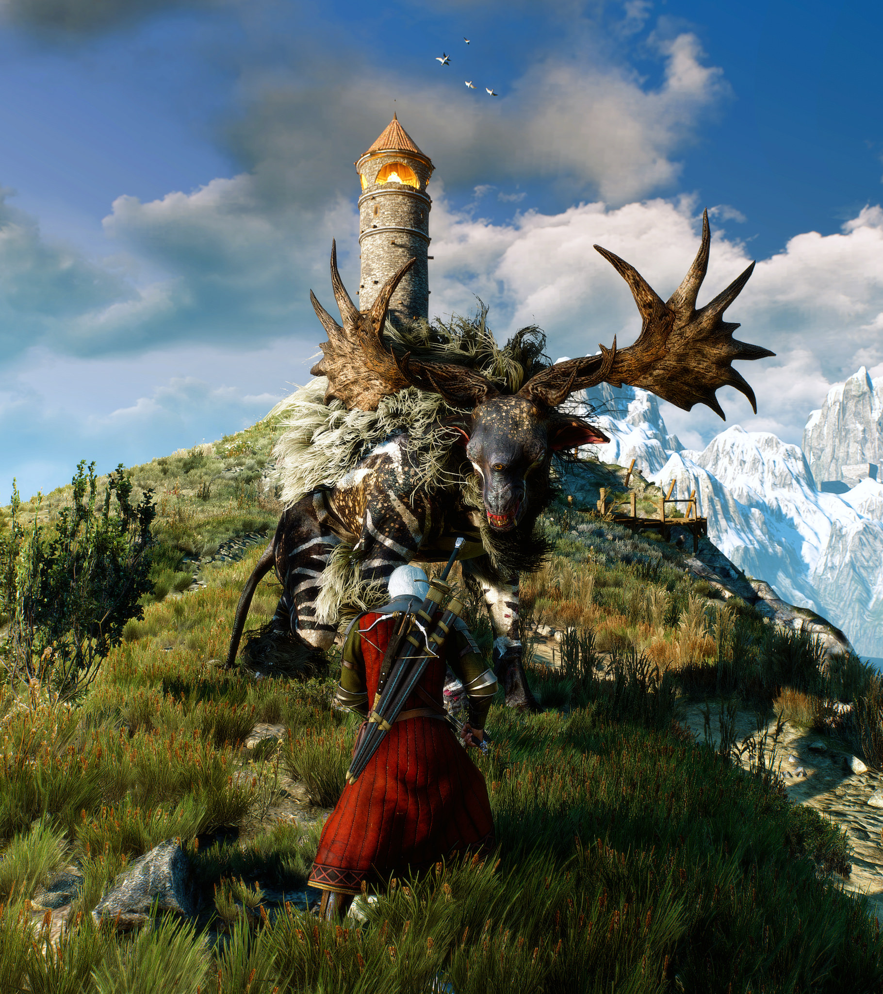 wiedzmin - Witcher 3: Wild Hunt, the