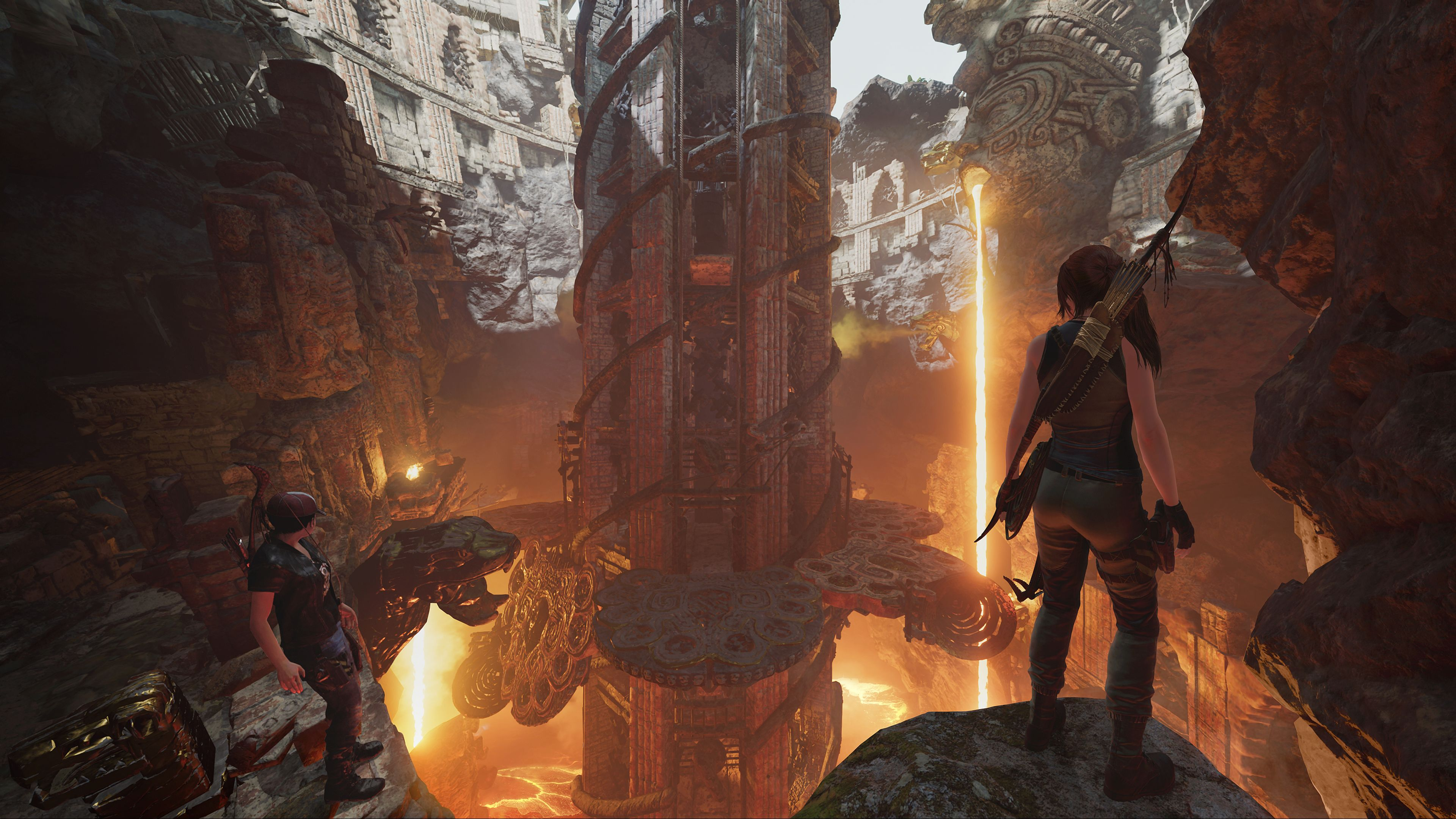 The Forge - Shadow of the Tomb Raider 4K, DLC