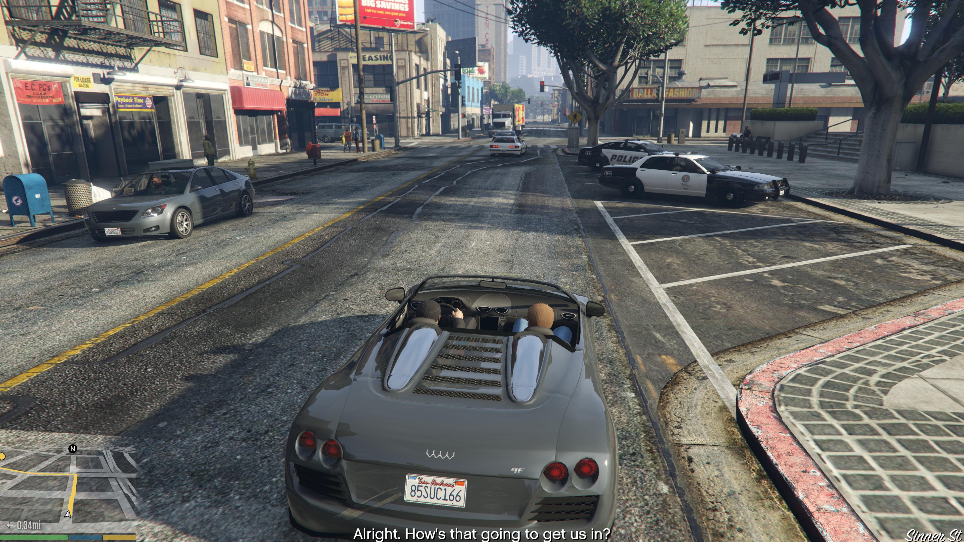 Максимальные настройки графики - Grand Theft Auto 5