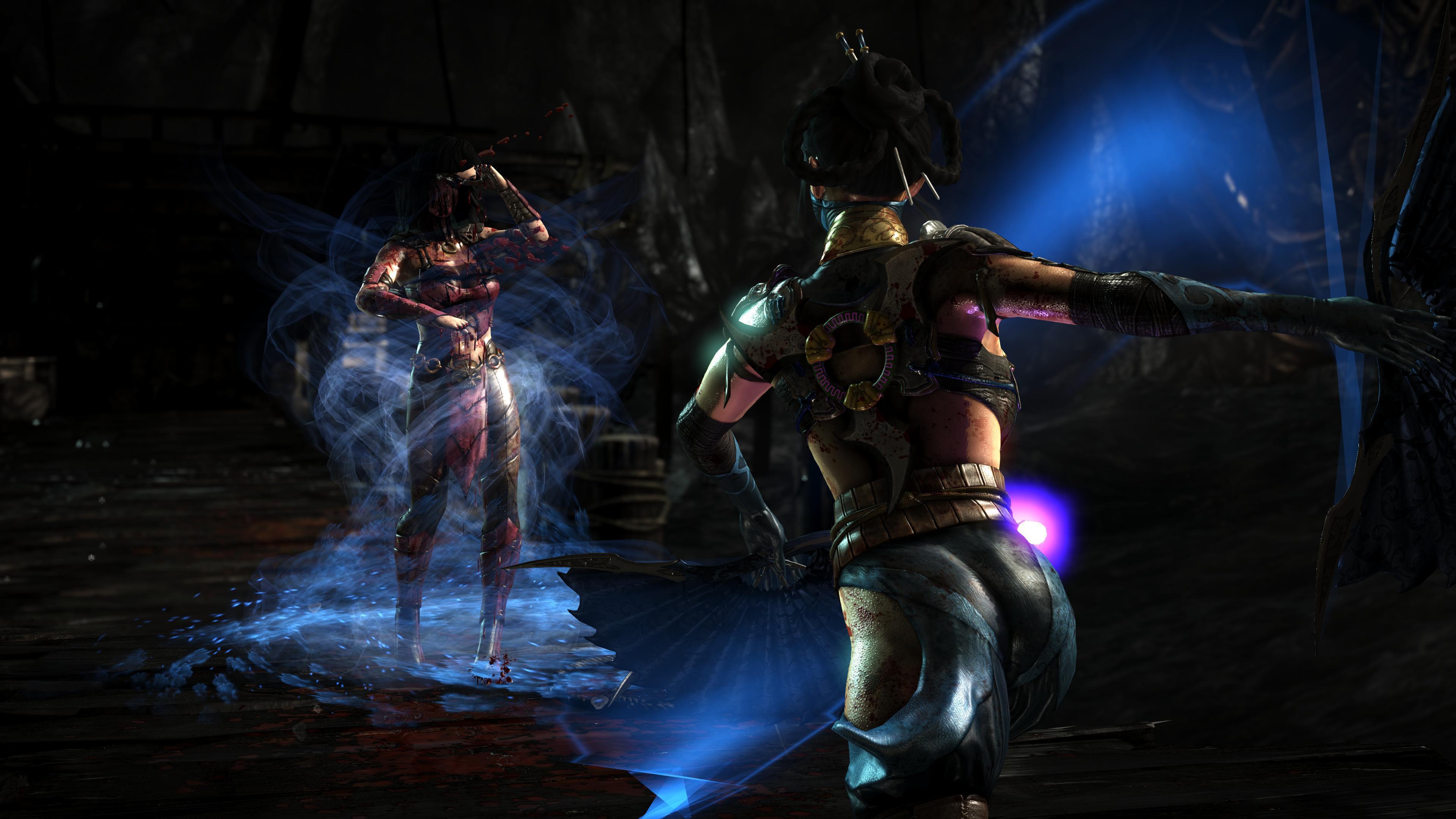 Максимальные настройки графики - Mortal Kombat X 4K