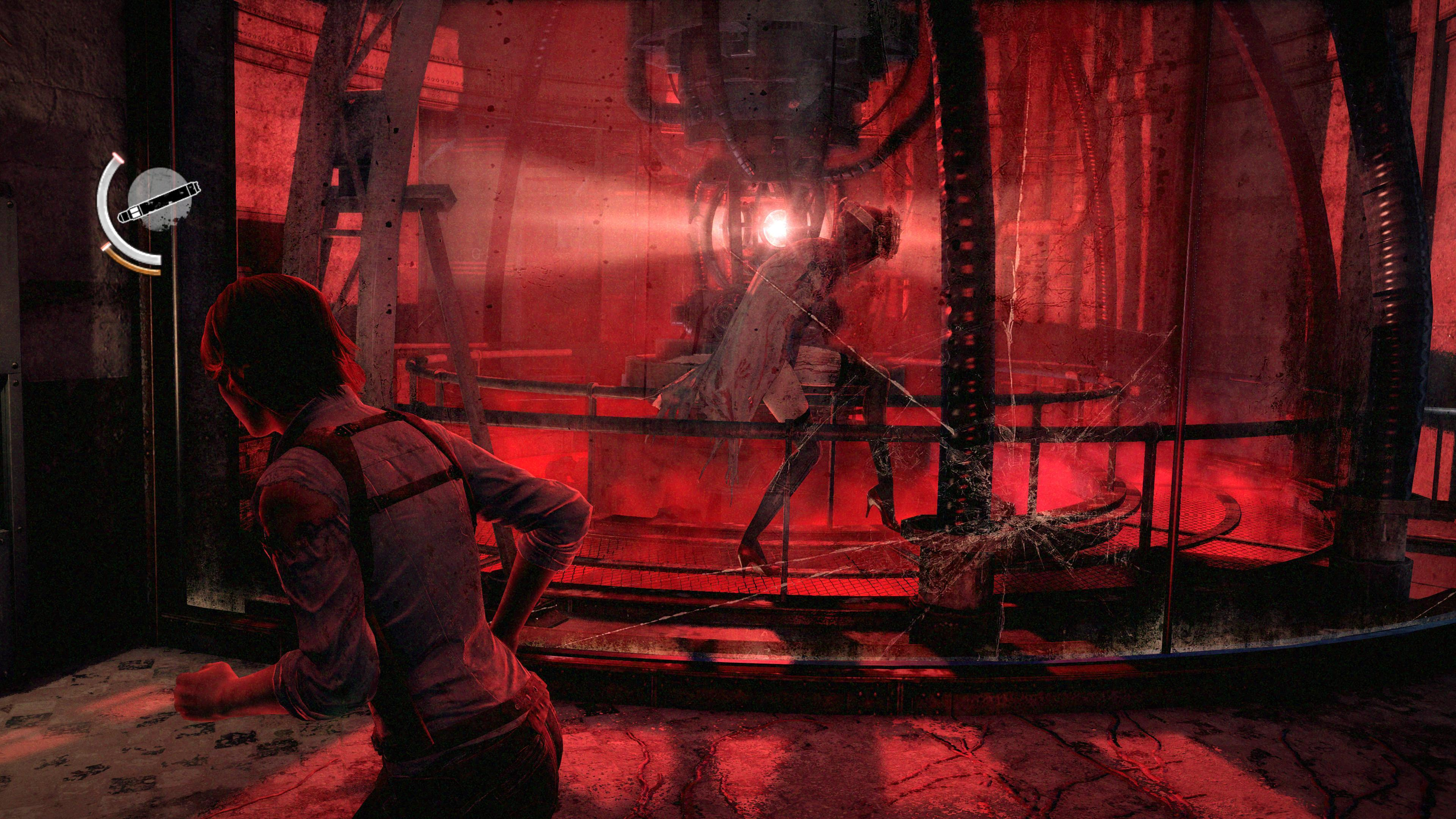 The Consequence - Evil Within, the 4K, DLC