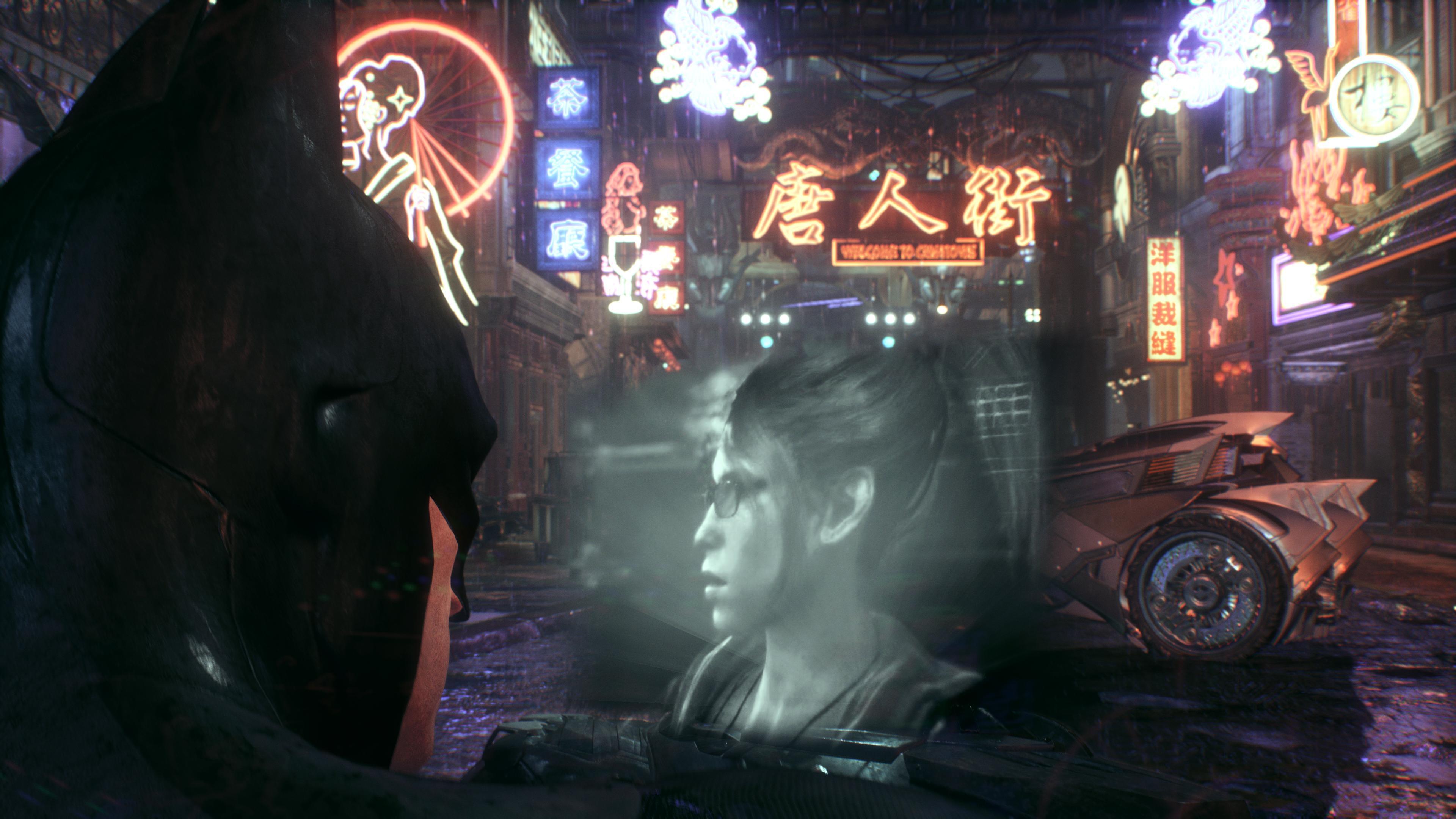 Максимальные настройки графики - Batman: Arkham Knight