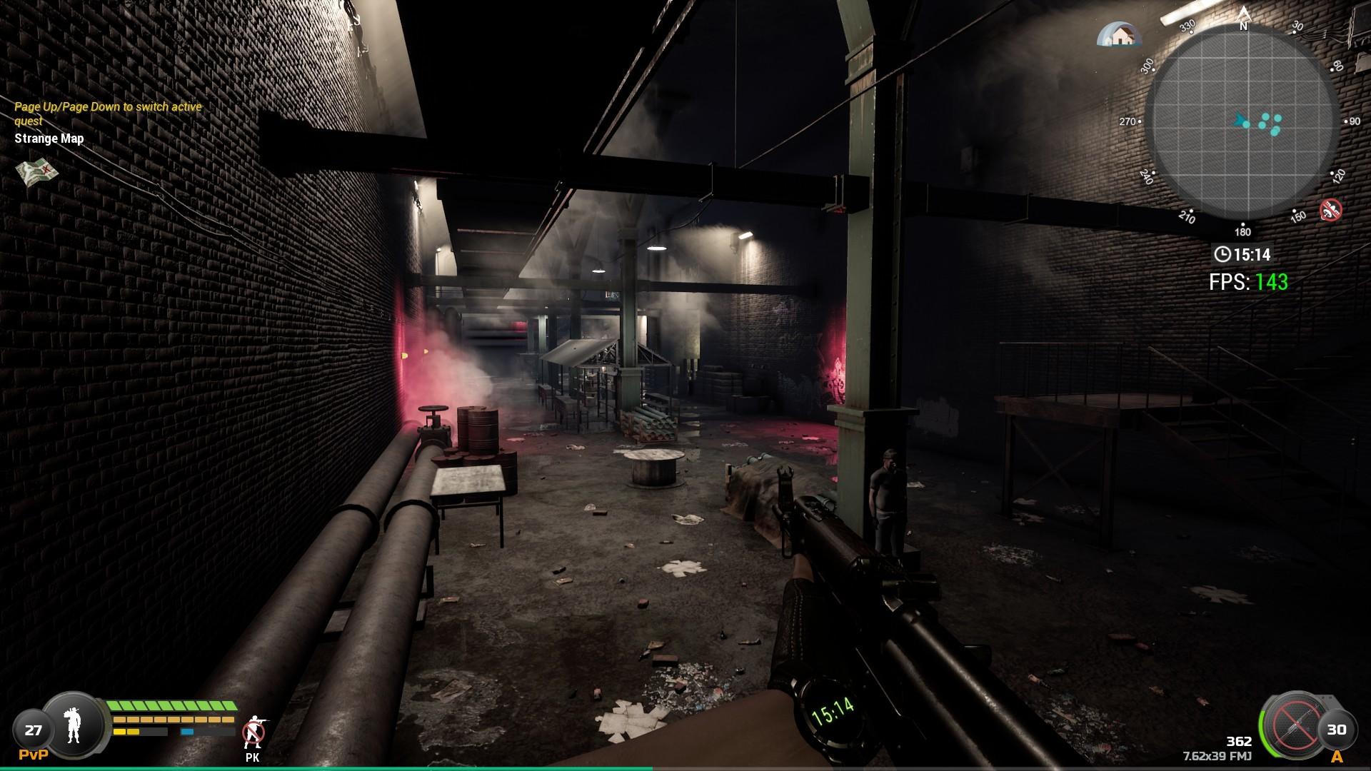 Подземный город - Will To Live Online