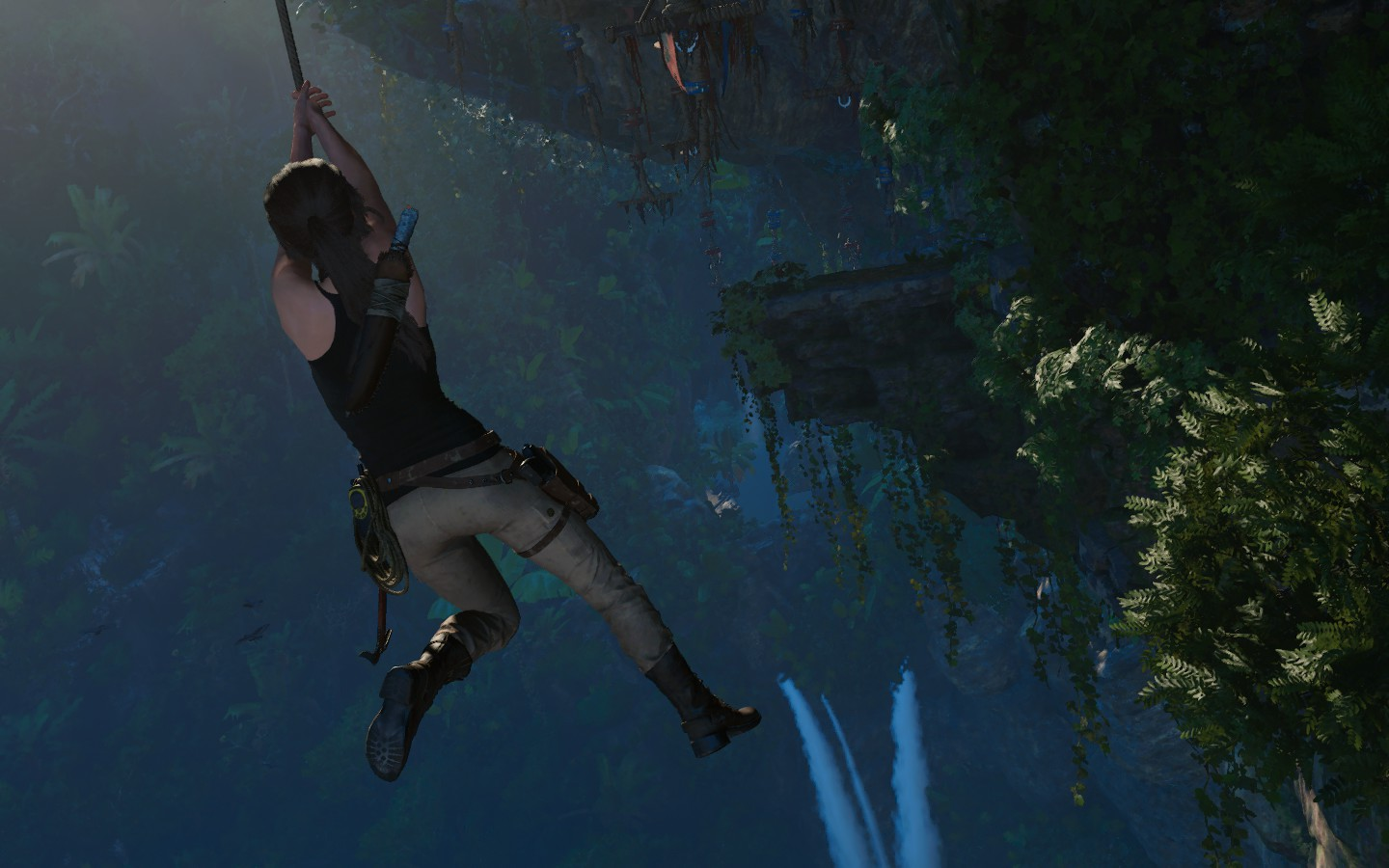 Lara Croft - Shadow of the Tomb Raider