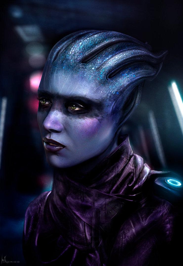 pelessaria_b_sayle_portrait_by_hidrico-daz37zw.jpg - Mass Effect: Andromeda