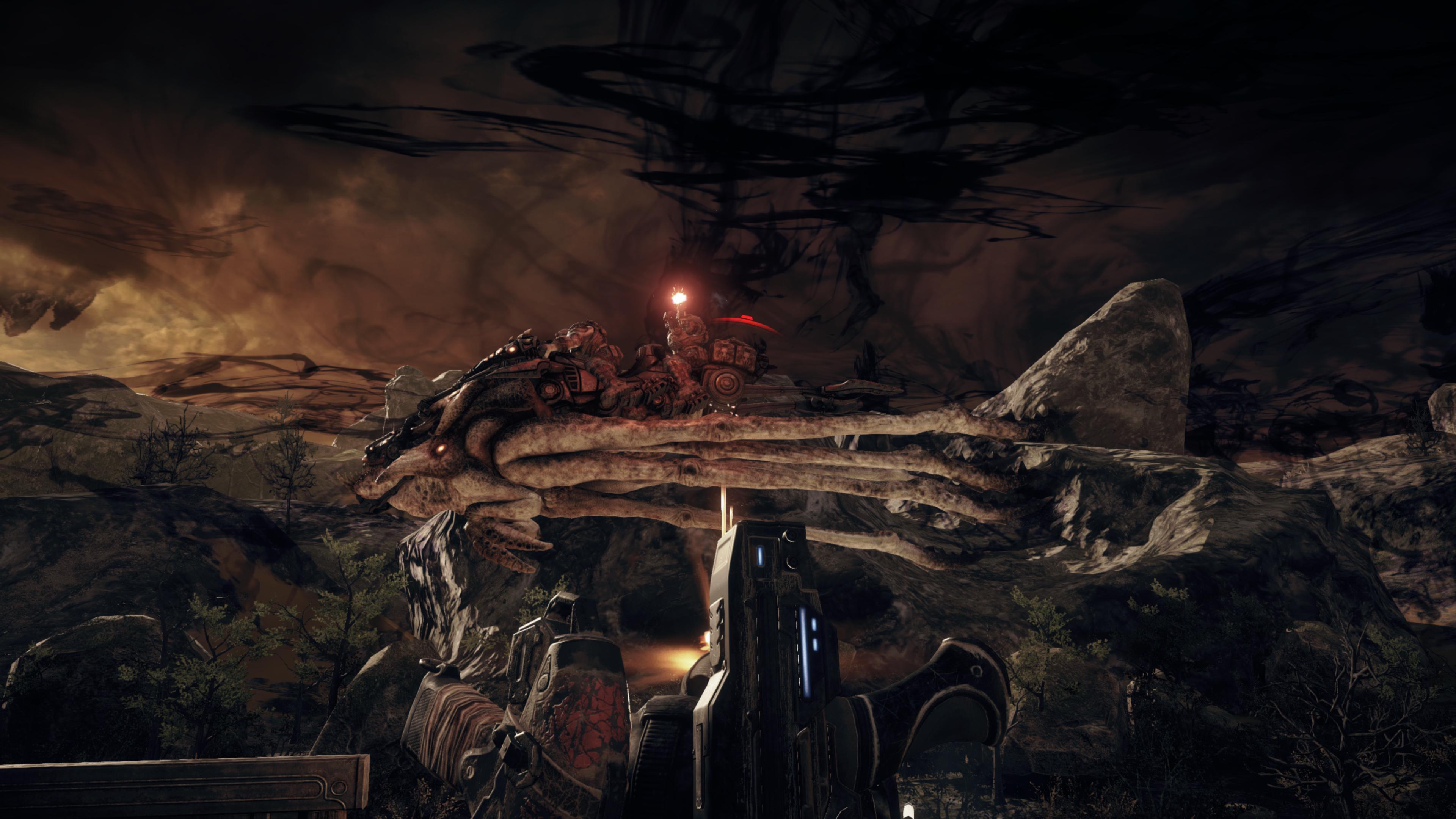 Ultimate Edition - Gears of War 4K, Скриншот