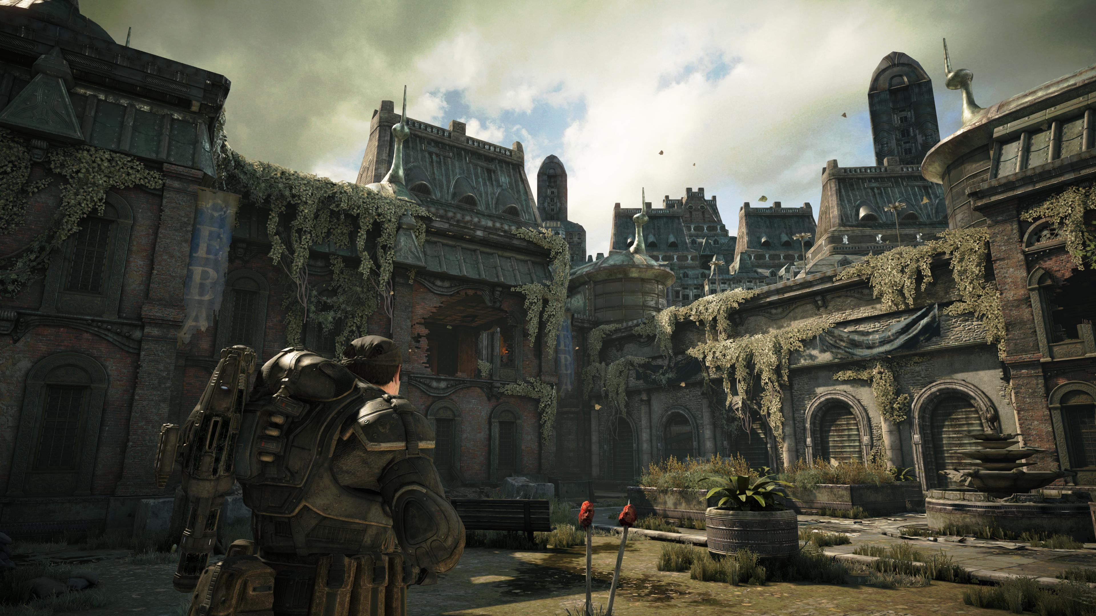Ultimate Edition - Gears of War 4K