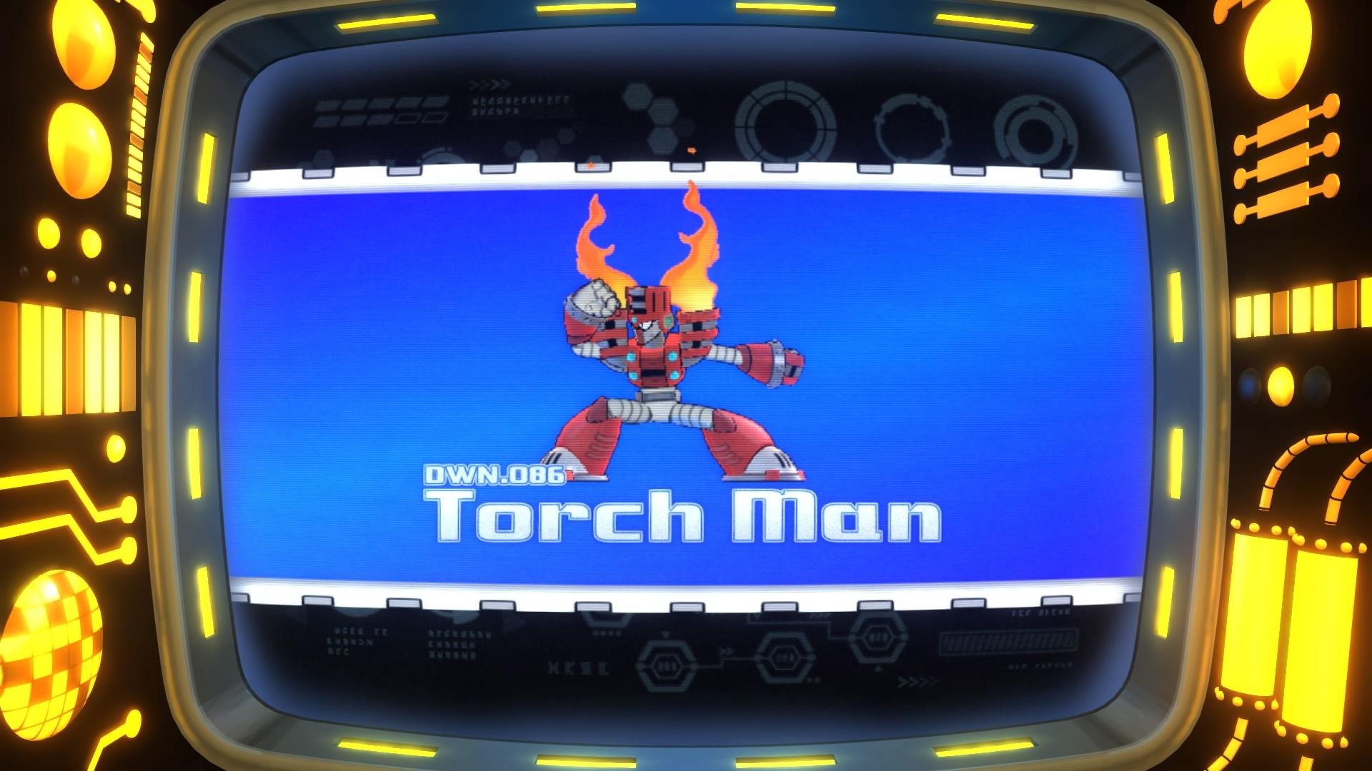 Mega Man 11 - Mega Man 11