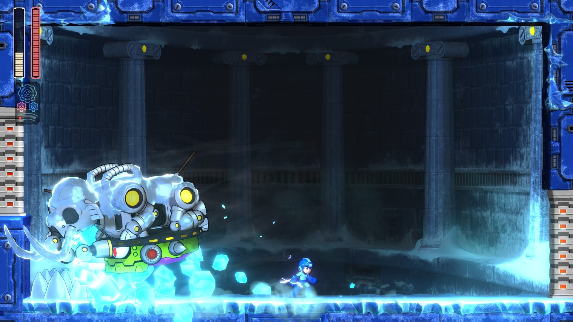 Mega Man 11 - Mega Man 11 Скриншот
