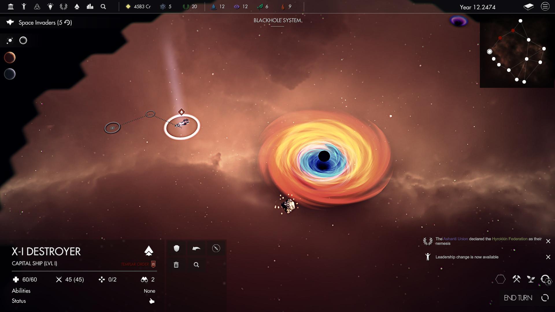 Pax Nova - Pax Nova Скриншот