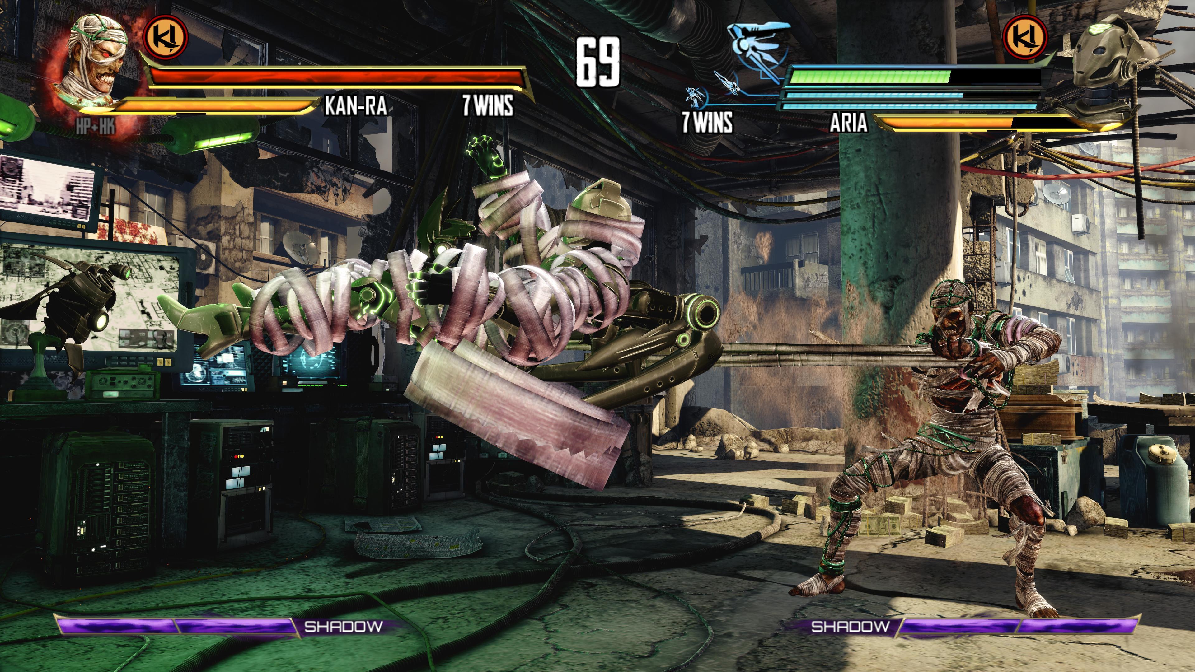 Максимальные настройки графики - Killer Instinct 4K