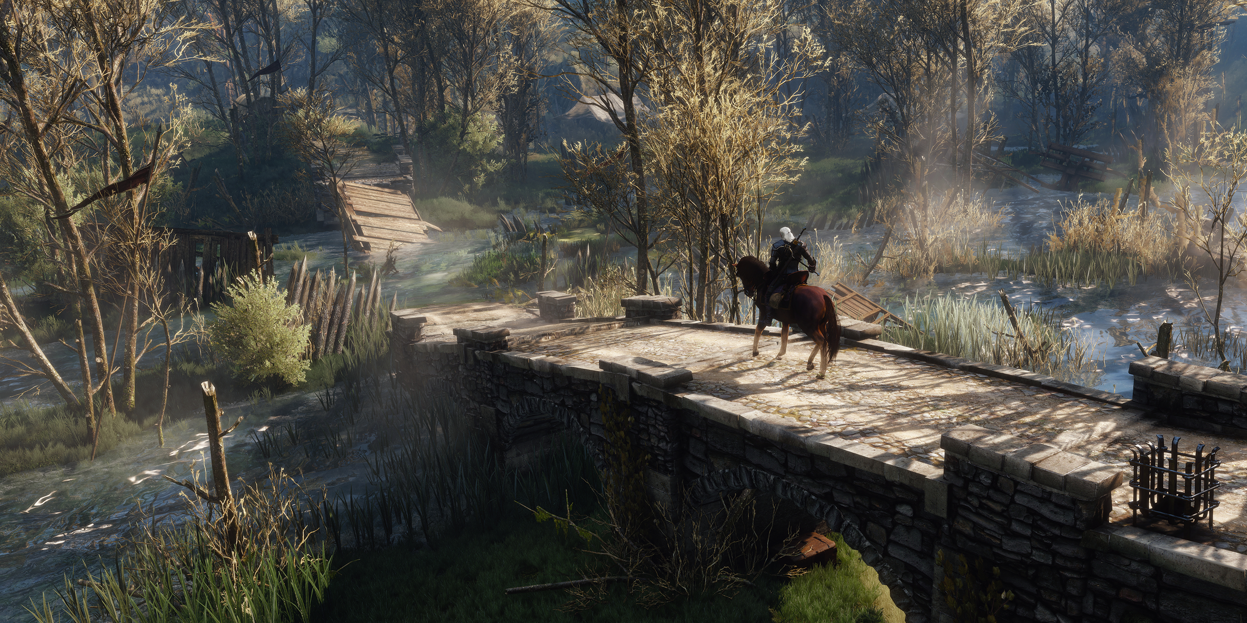 road to nowhere - The Witcher 3: Wild Hunt