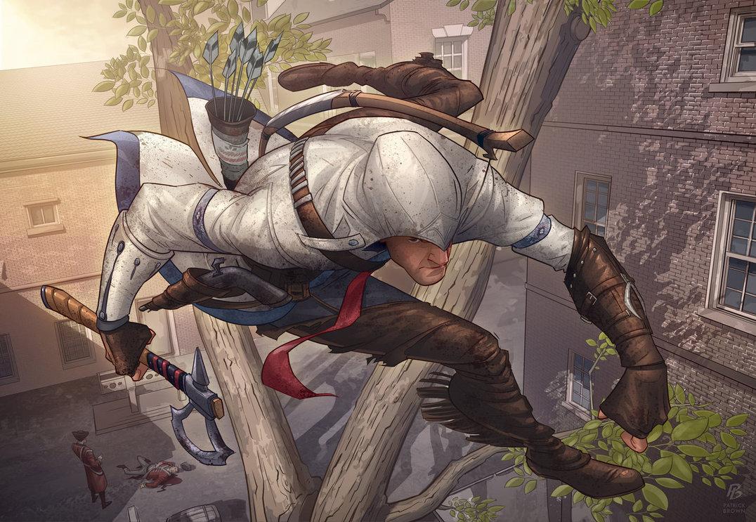 assassins_creed_3_fan_art_contest_by_patrickbrown-d5huq71.jpg - Assassin's Creed 3