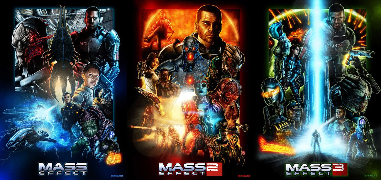 the_mass_effect_trilogy_by_kmadden2004-d5wgnci.jpg - Mass Effect 3