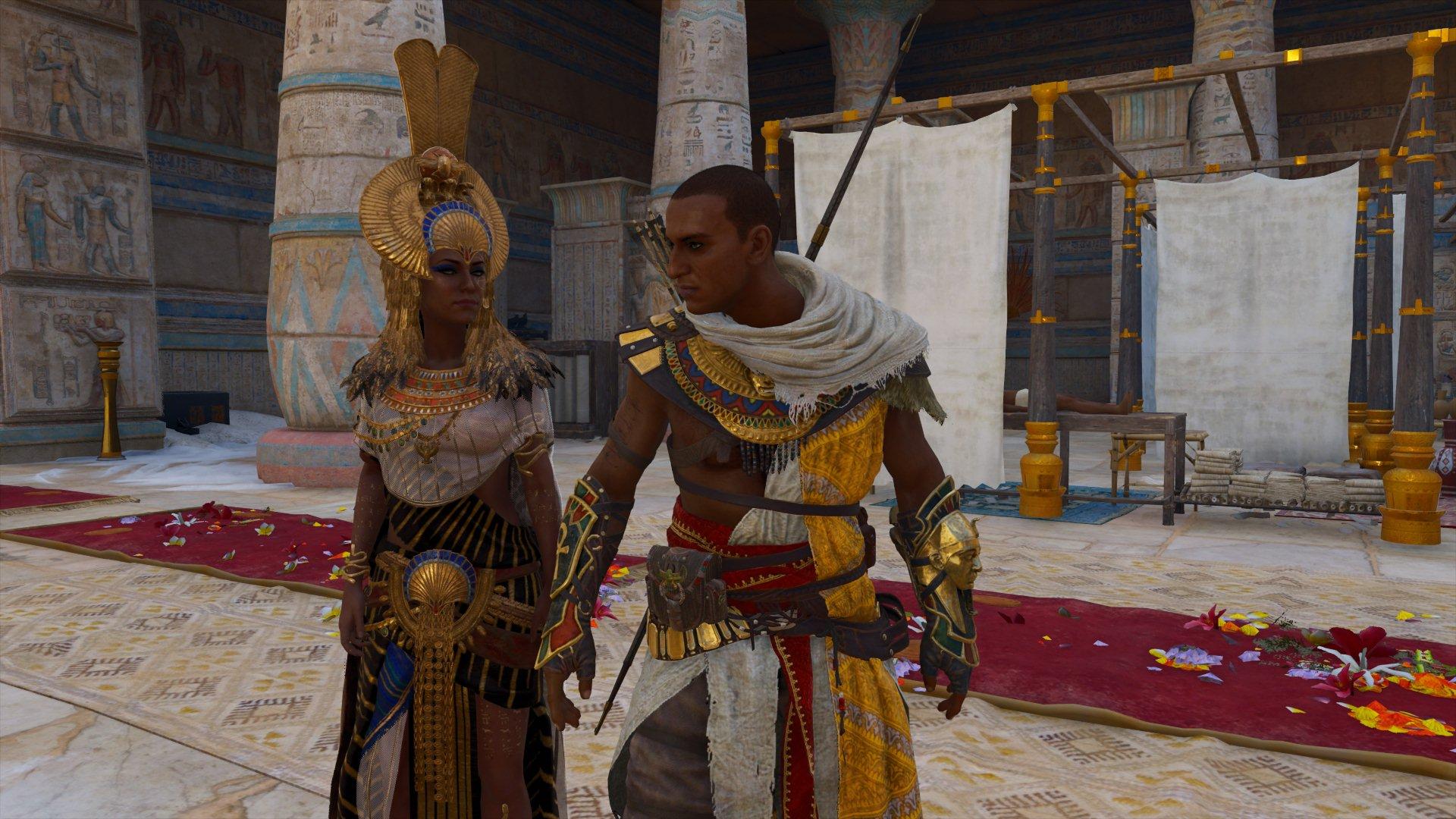 :3 - Assassin's Creed: Origins