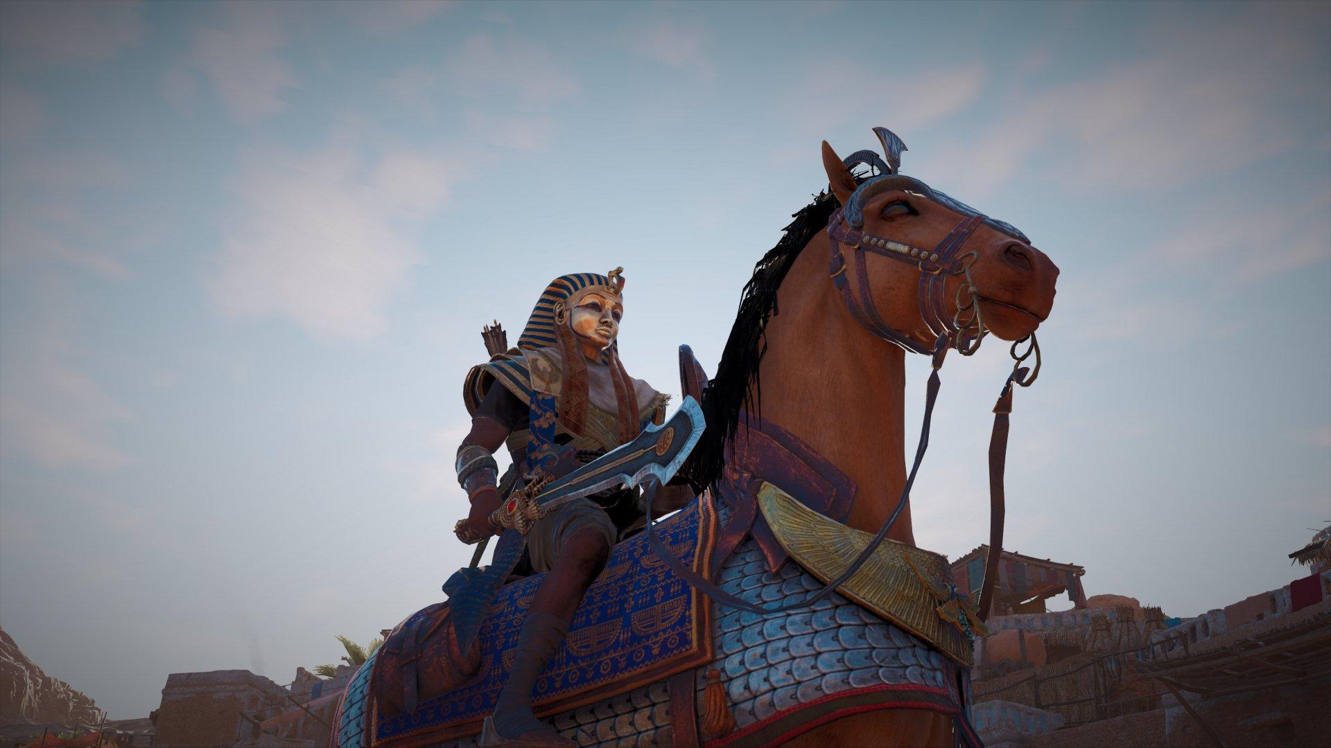 Проклятый фараон - Assassin's Creed: Origins