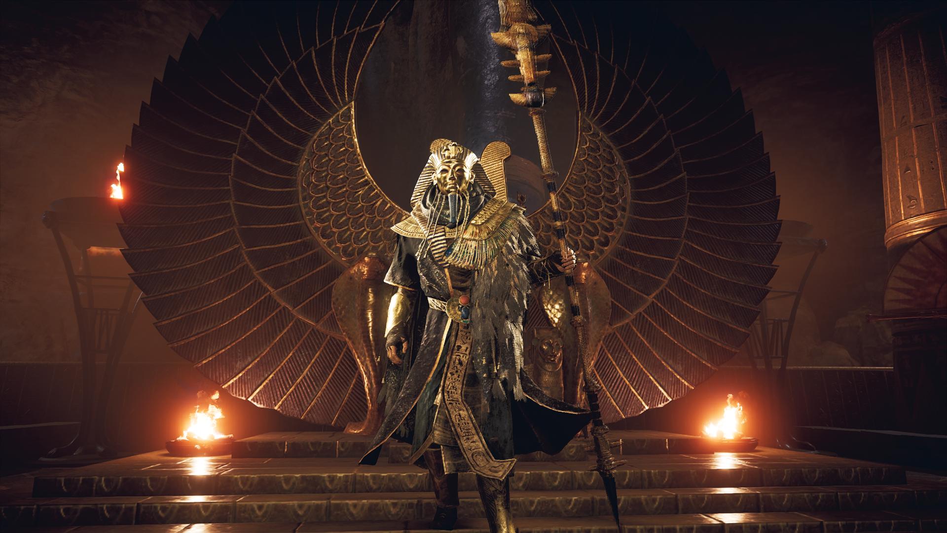 Тутанхамон - Assassin's Creed: Origins