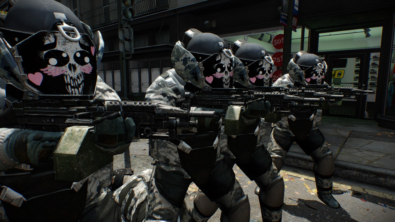 \m/ - Payday 2