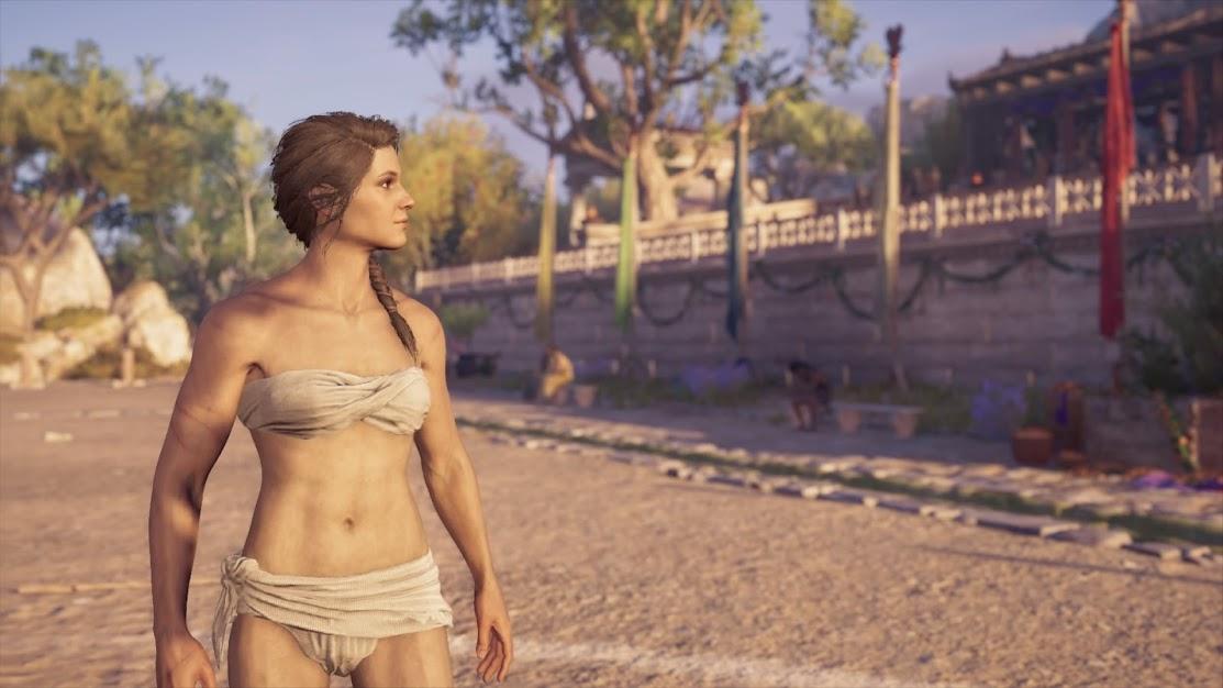 Кассандра из Спарты - Assassin's Creed: Odyssey