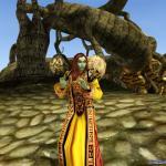Elder Scrolls 3: Morrowind Моя основная героиня в Морровинде - Мерида, Архимагистр в Доме Телванни