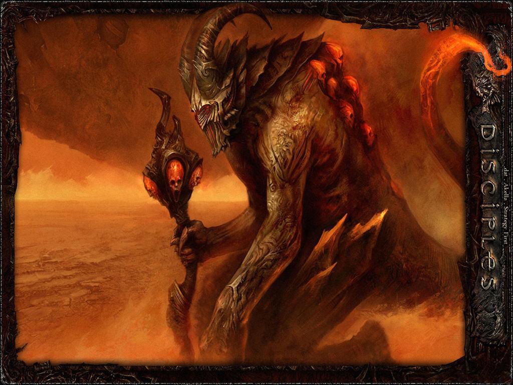Ещё один демон - Disciples 3: Renaissance