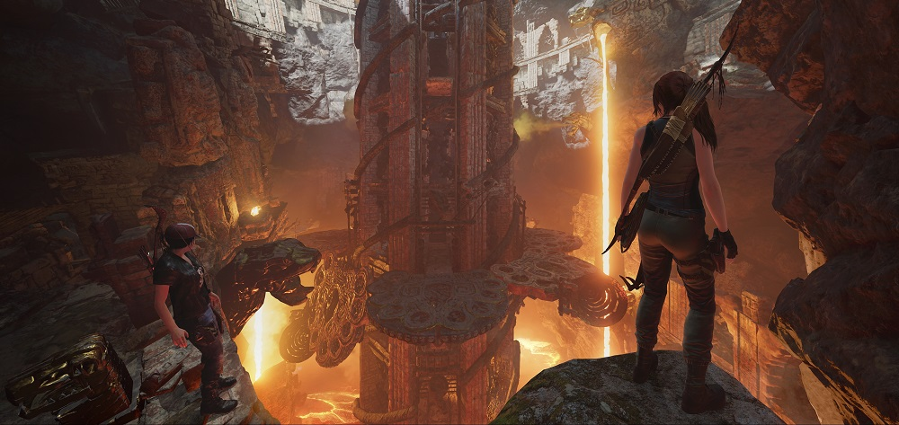 Shadow of the Tomb Raider - The Forge - Shadow of the Tomb Raider