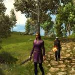 Neverwinter Nights 2 Имоен уговорила Вирну присоединиться к ней в путешествиях