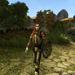 Elder Scrolls 3: Morrowind Пришла в Пелагиад