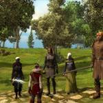 Neverwinter Nights 2 После победы над Саревоком путники разделились