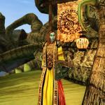 Elder Scrolls 3: Morrowind Добро пожаловать в Тель Мору - город, где всем заправляет Матрона Драта - одна из Советников Телванни