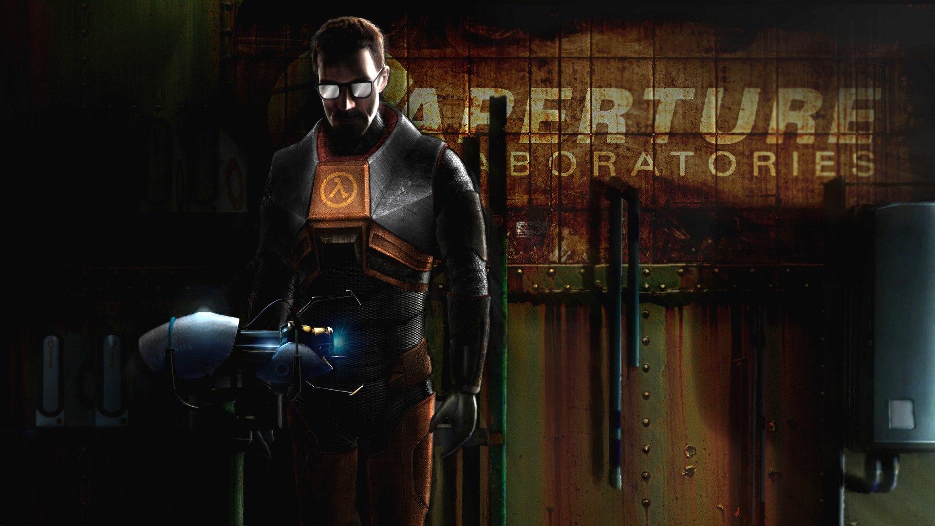 Гордон Фримен - Half-Life 2 Арт, Персонаж