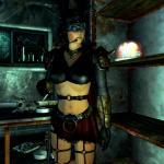 Fallout: New Vegas Охотница Легоина.