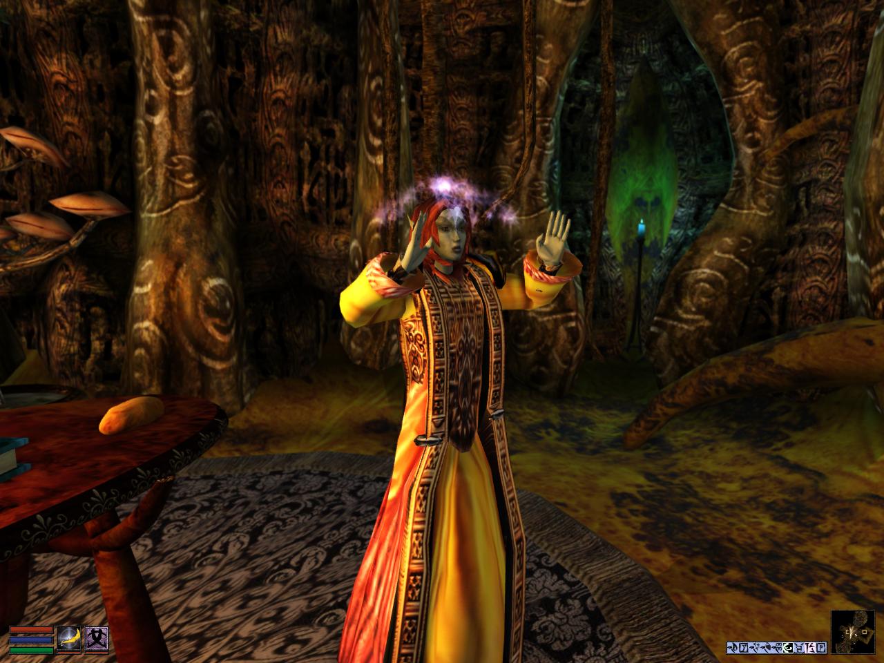Немного магии) - Elder Scrolls 3: Morrowind, the