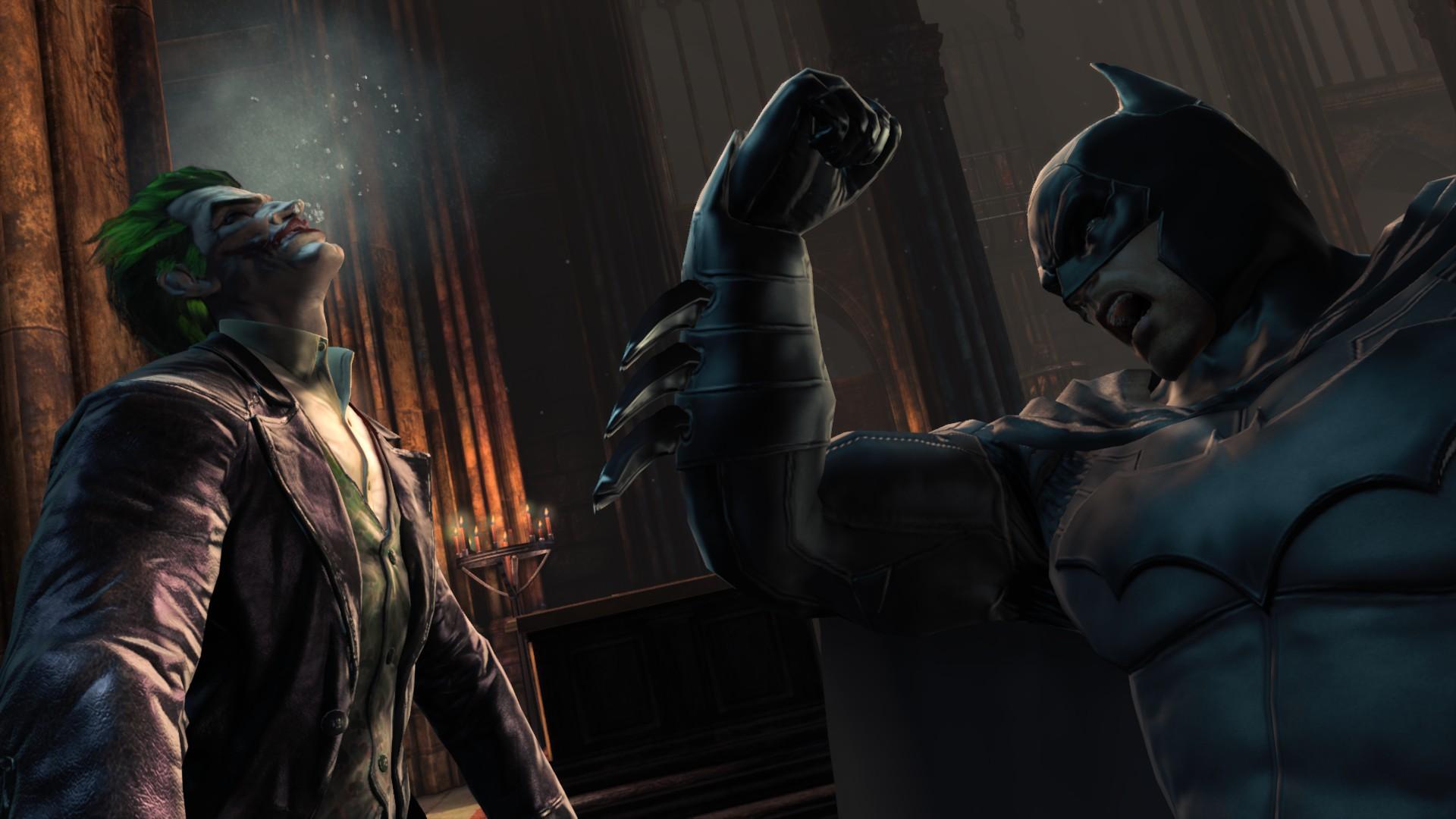 Batman Joker 2 - Batman: Arkham Origins