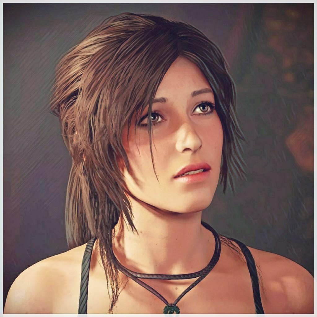 Lara. - Shadow of the Tomb Raider