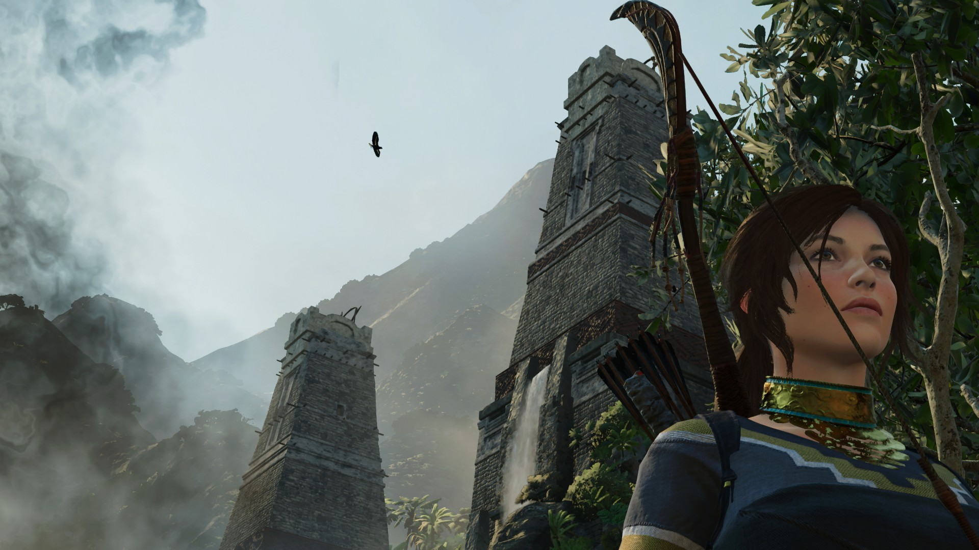 Эцио бы оценил - Shadow of the Tomb Raider