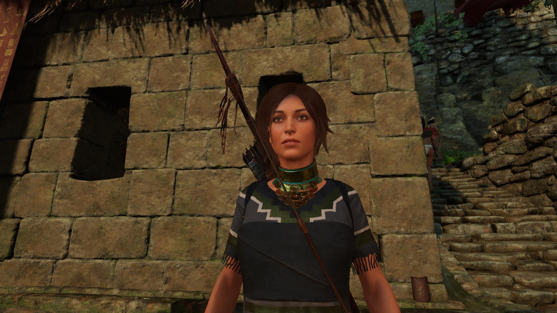 Туземское платье - Shadow of the Tomb Raider