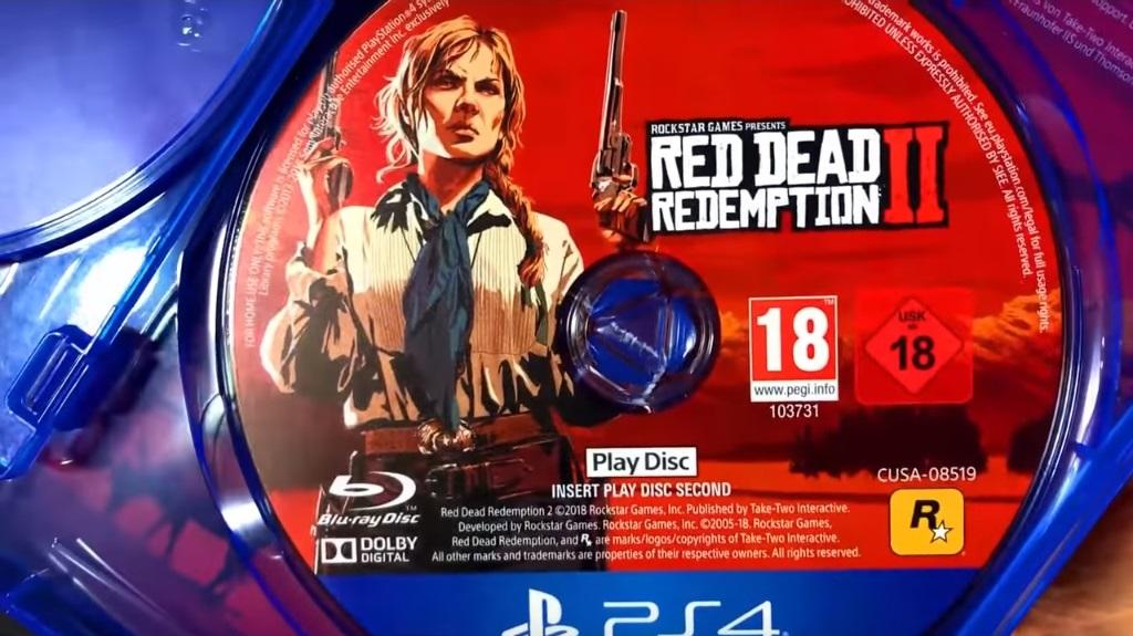 RDR2 Unboxing 222.jpg - Red Dead Redemption 2