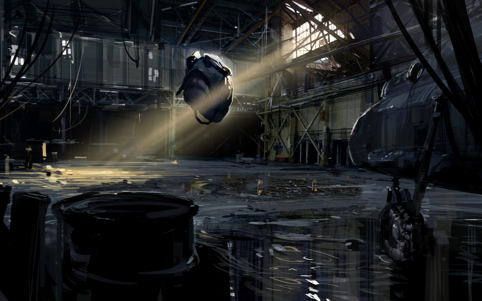Советник - Half-Life 2 Арт, Персонаж