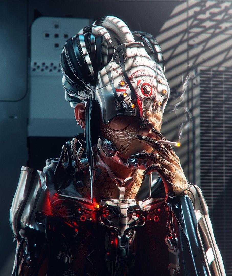 cyberpunk-art-_-Киберпанк-E155af3accc6c2ea534b6efea7baa9a34 (1).jpg - Cyberpunk 2077